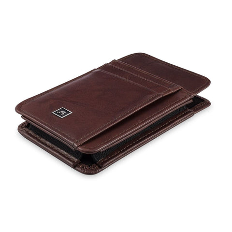 Phone Wallet Medium - Buffalo Calf Crunch Leather