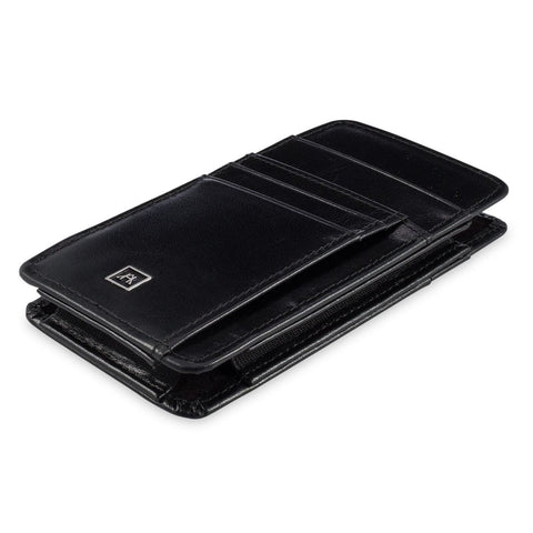 Phone Wallet Large - Glazed Buffalo Calf Leather