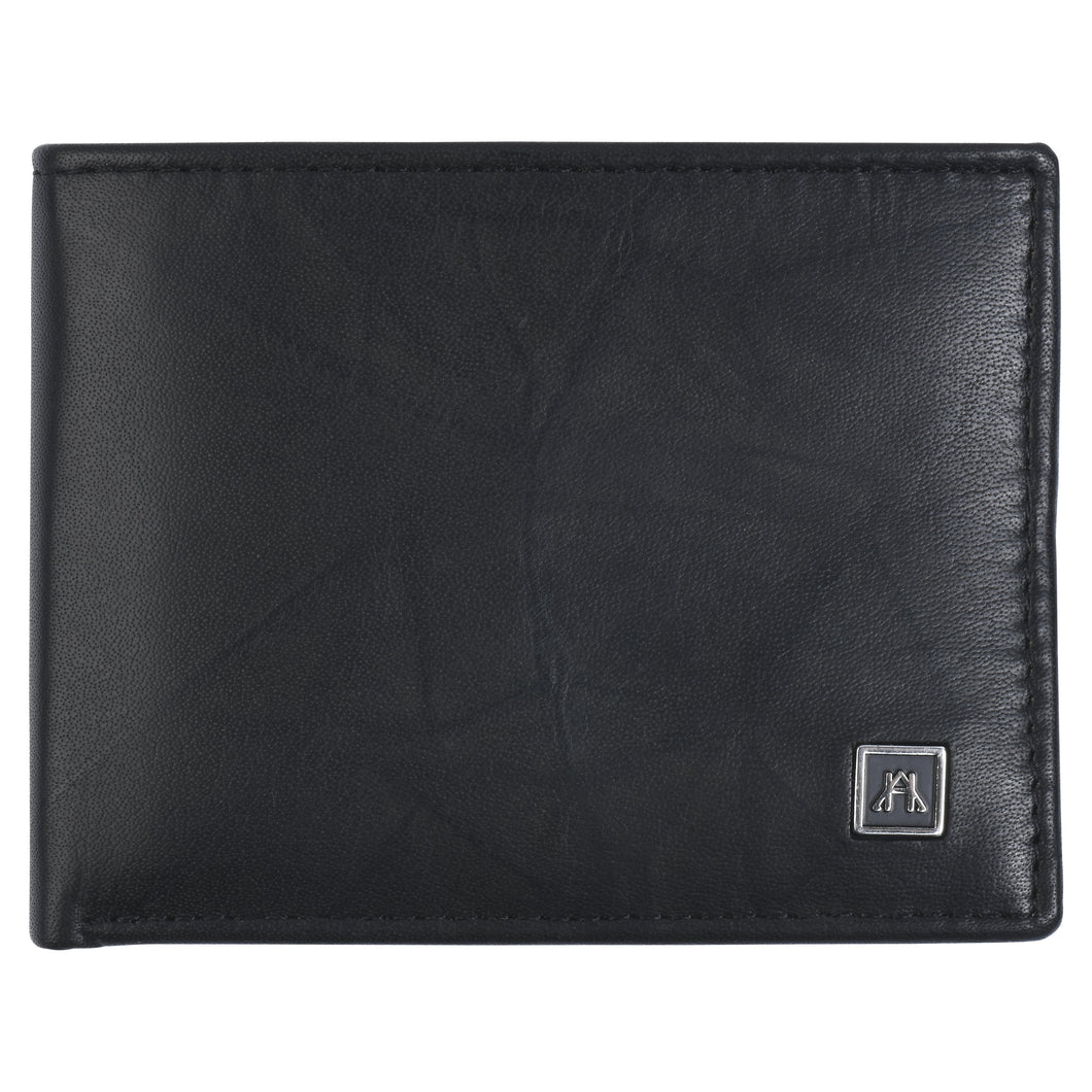 Billfold - Buffalo Calf Crunch Leather