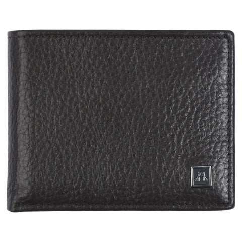 Billfold - Pebble Cowhide Leather