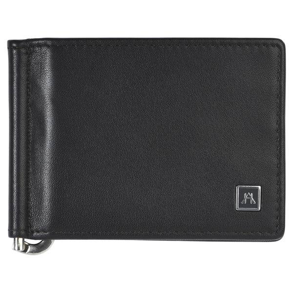 Money Clip - Lamb Skin Nappa Leather