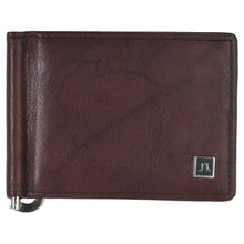 Load image into Gallery viewer, Money Clip - Buffalo Calf Crunch Leather