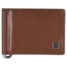 Load image into Gallery viewer, Money Clip - Glazed Buffalo Calf Leather