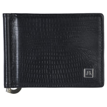 Load image into Gallery viewer, Money Clip - Cow Lizard Leather