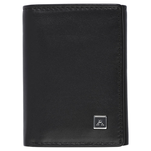 Threefold Wallet - Lamb Skin Nappa Leather