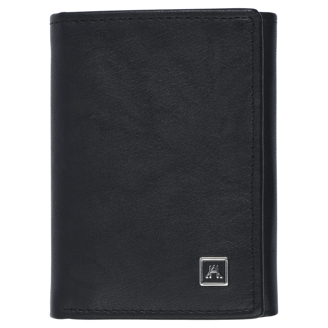 Threefold Wallet - Buffalo Calf Crunch Leather