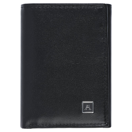 Threefold Wallet - Glazed Buffalo Calf Leather