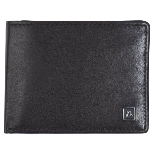Billfold with ID Pullout - Lamb Skin Nappa Leather