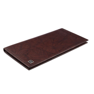 Passport Wallet - Buffalo Calf Crunch Leather