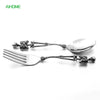 Stainless Steel Skeleton Tableware