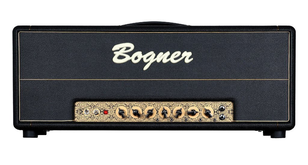 Bogner Amplification Helios 50W Handwired Head