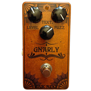 Basic Audio Gnarly Fuzz