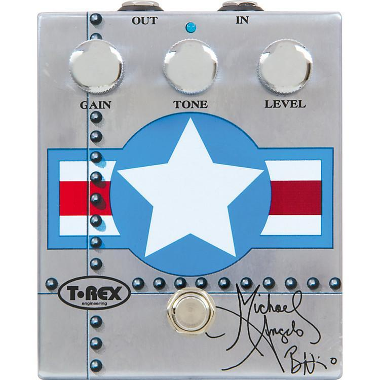 T-Rex Engineering Michael Angelo Batio Overdrive