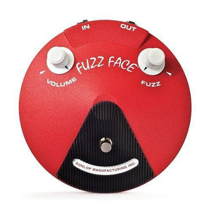 Dunlop Limited Edition JHF3 Band of Gypsys Fuzz Face