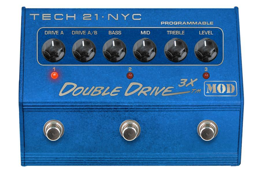 Tech 21 Effects Double Drive 3X