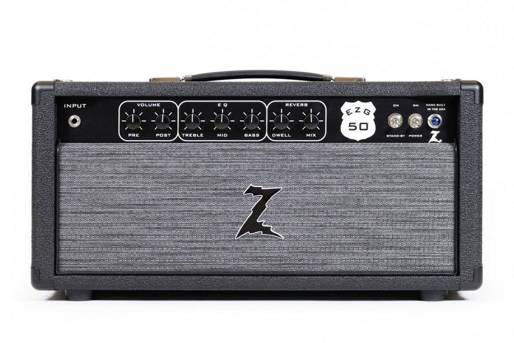 Dr. Z Amplification EZG-50 Head