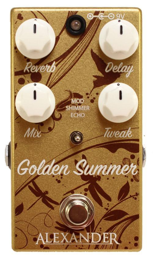 Alexander Pedals Golden Summer