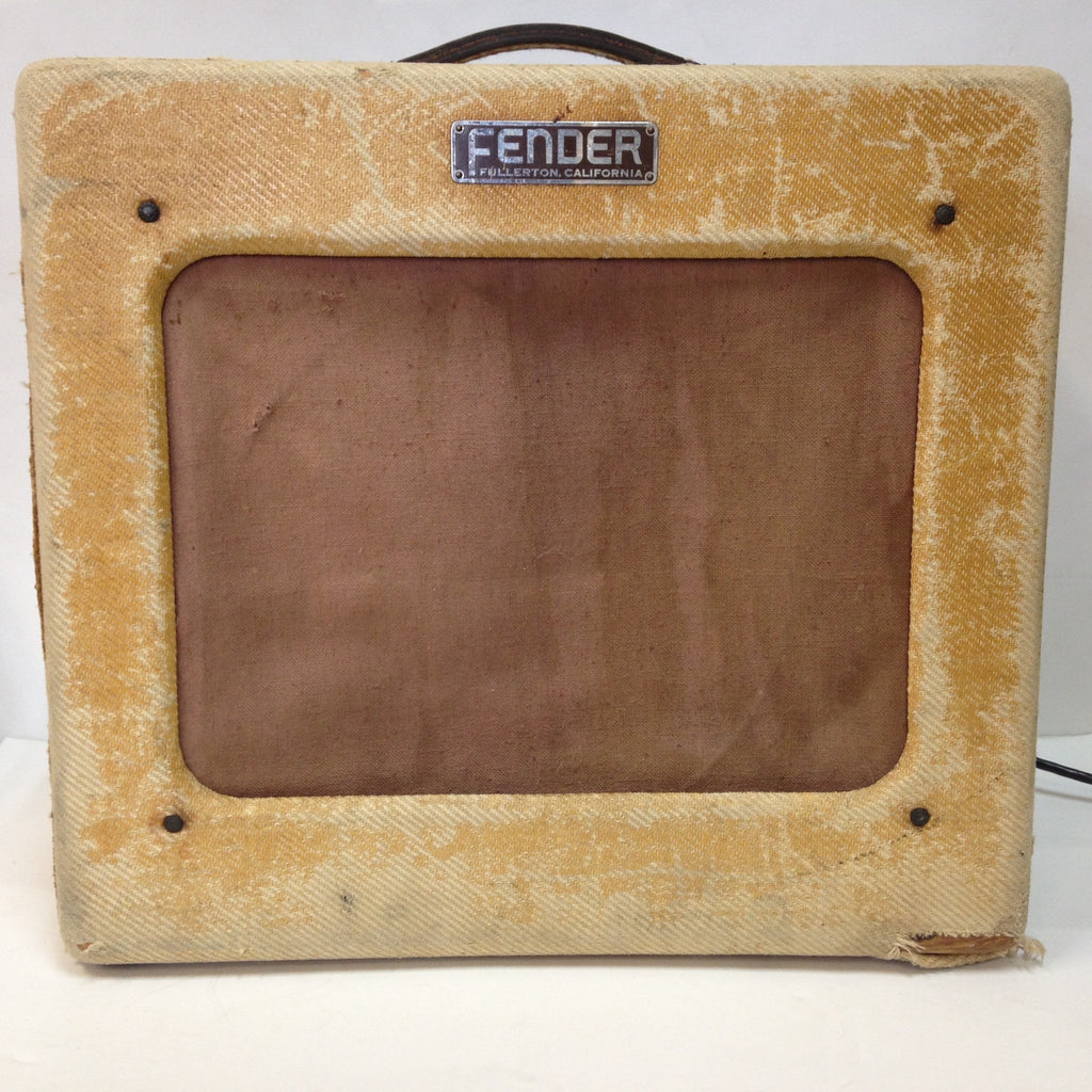 "1951 Fender Tweed TV ""Deluxe"""