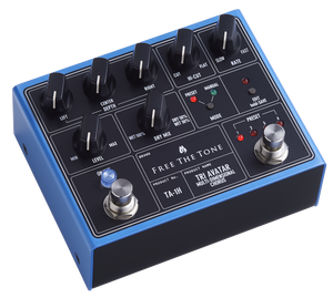 Free The Tone TRI AVATAR Multi-dimensional Chorus TA-1H