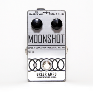 Greer Moonshot