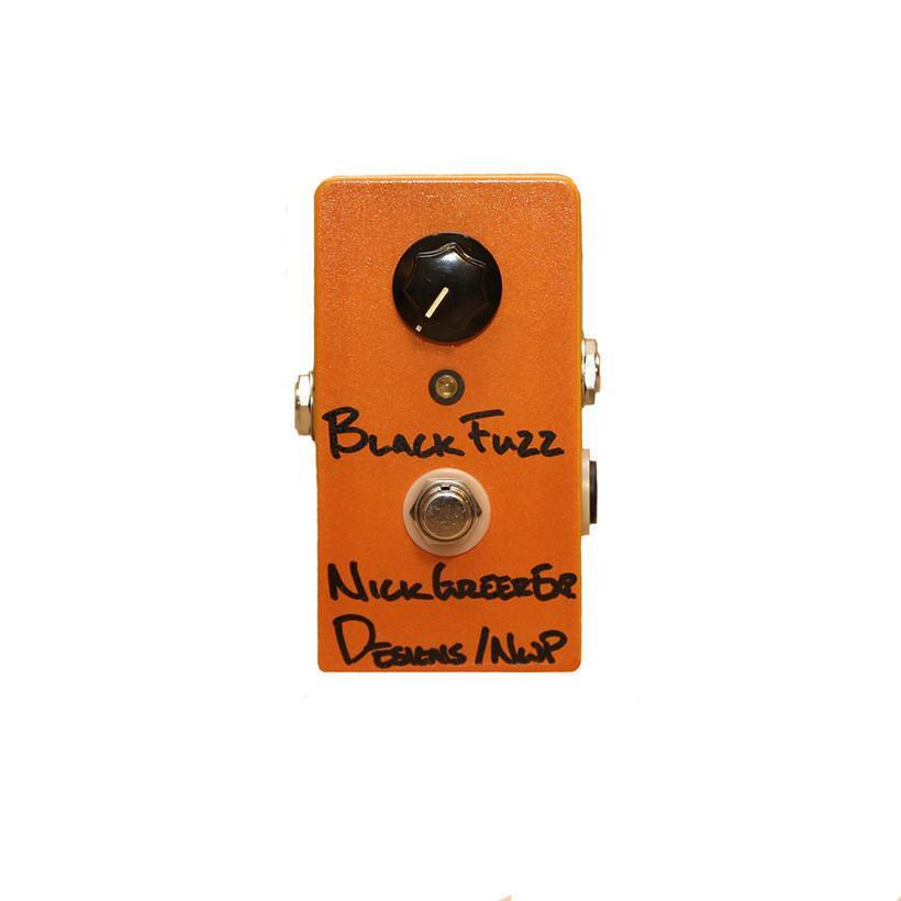 Greer Amplification Black Fuzz