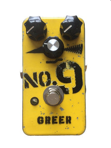 Greer Amplification No.9 Drive and Distortion