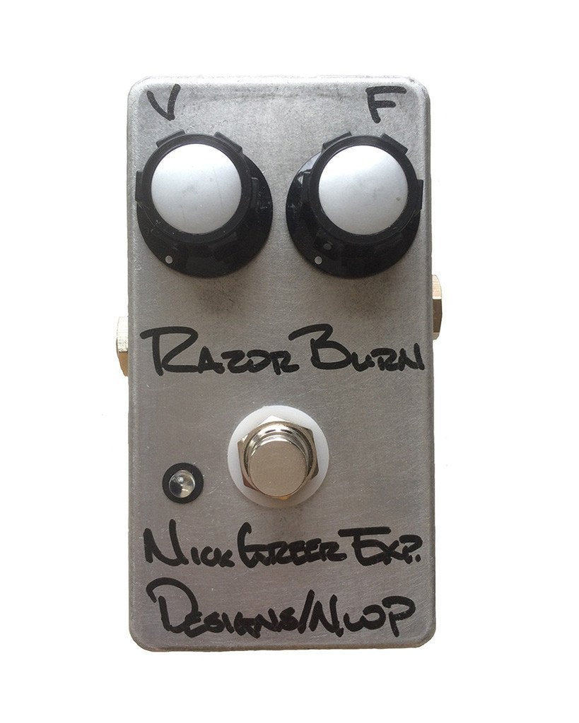 Greer Amplification Razor Burn