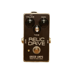 Greer Amplification Relic Drive
