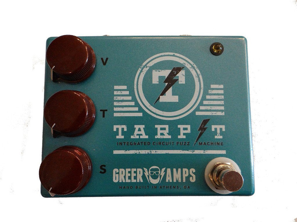 Greer Amplification TARPIT intergrated Circuit Fuzz Machine