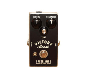 Greer Amplification Victory Boost