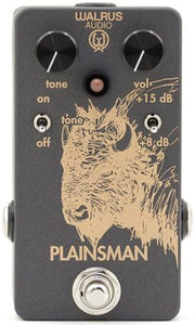 Walrus Audio Pedals Plainsman