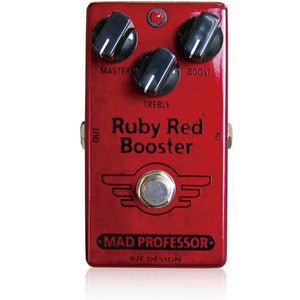 Mad Professor Ruby Red Booster Boost Pedal RRB PCB
