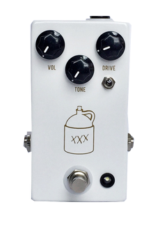 JHS Moonshine Overdrive Pearl and Gold