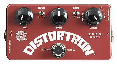 ZVEX EFFECTS Vextron Series Distortron