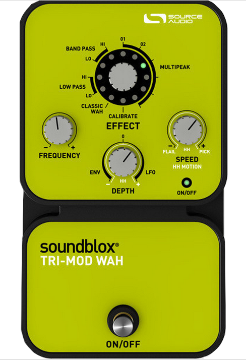 Source Audio Soundblox Tri-Mod Wah Filter