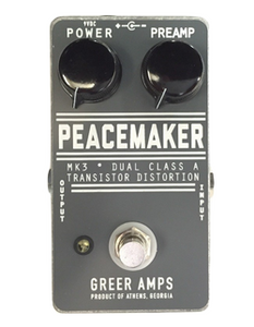 Greer Amplification Peacemaker