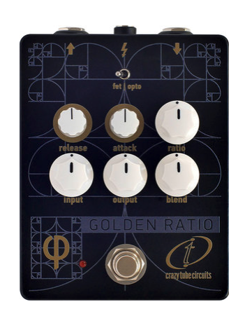 Crazy Tube Circuits Phi Golden Ratio Compressor