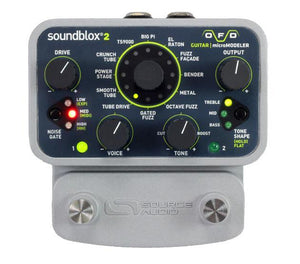 Source Audio Soundblox 2 - OFD Bass MicroModeler