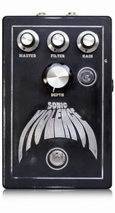 Midnight Amplification Sonic Violence (Black version)