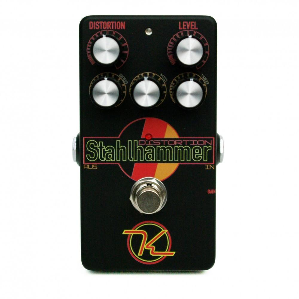 Keeley Electronics Stahlhammer Distortion