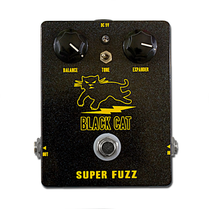 Black Cat Pedals Super Fuzz