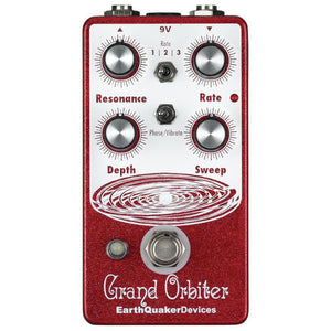 EarthQuaker Devices Grand Orbiter Phaser V2 Pedal