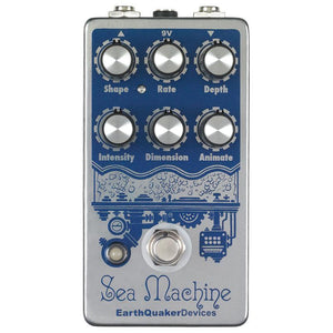 EarthQuaker Devices Sea Machine V2 Chorus Pedal