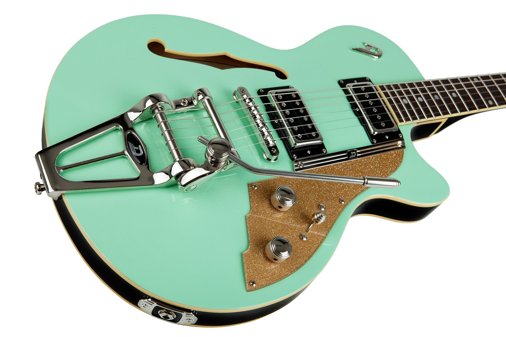 Duesenberg Starplayer TV Surf Green