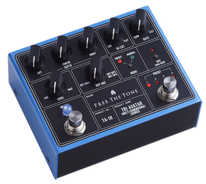 Free The Tone: TRI Avatar TA-1H Multi-Dimensional Chorus