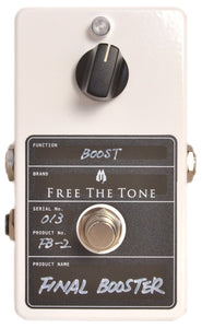 Free The Tone - Final Booster FB-2