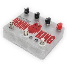 Fuzzrocious Demon King Pedal