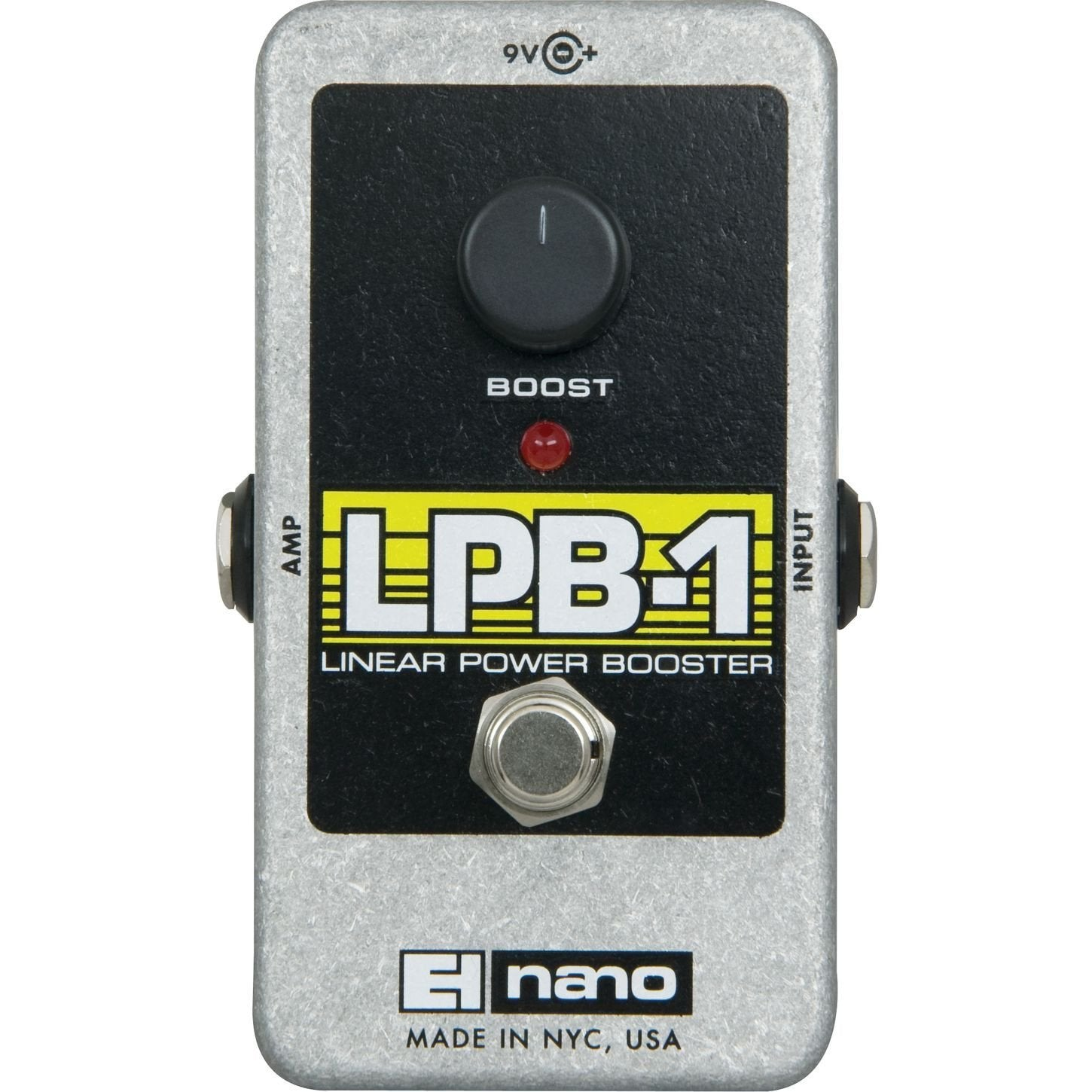 Electro-Harmonix Nano LPB-1 Power Booster Guitar Effects Pedal