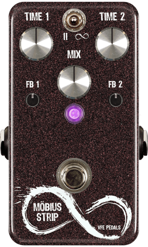 VFE Pedals Mobius Strip - Dual Delay