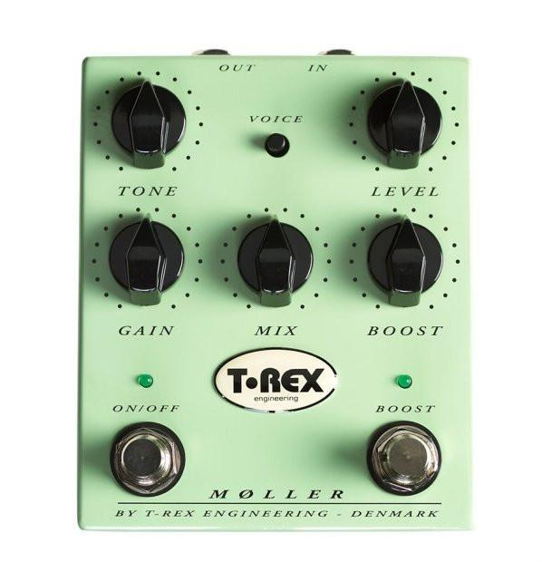 T-rex Engineering Moller Overdrive/ Clean Boost